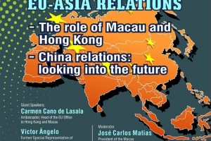 Jean Monnet Conference – EU-ASIA Relations today at 5:30pm in the Library Auditorium