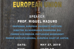 Jean Monnet Seminar: Rule of Law in the Member States of the European Union