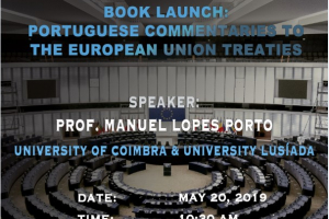 Jean Monnet Seminar: The European Union in the World