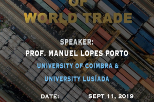 "Jean Monnet Seminar ""The New Challenges of World Trade"""
