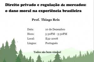 Direito privado e regulação de mercados: o dano moral na experiência brasileira